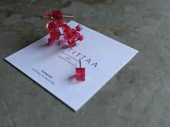 送料無料 molecule/pierce/redの画像