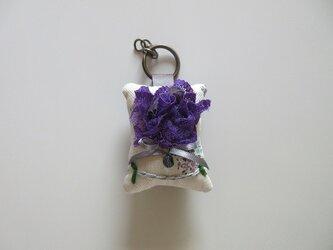 紫ばらのキーリングの画像