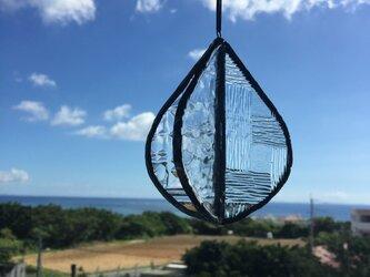 始まりの種 大*透明ガラス 2の画像