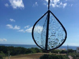 始まりの種 大*透明ガラス 3の画像