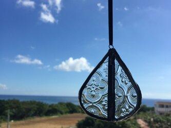 始まりの種 小*透明ガラス 2の画像