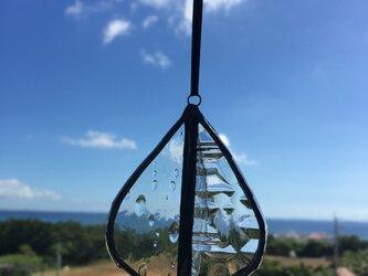 始まりの種 小*透明ガラス 3の画像