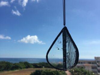 始まりの種 小*透明ガラス 4の画像