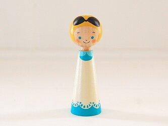 [conocokeshi]指人形・hand puppet[37]アリスの画像