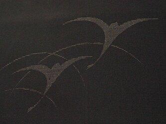 sh0001 紗(夏着物)・ハギレ100cm☆古布・古裂/絞り/錦紗縮緬/正絹/人絹/モスリンの画像