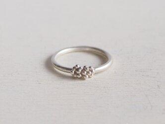 【受注制作】- Silver - Tsubu Ring - thickの画像