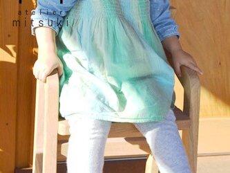 【受注製作】子ども用 高椅子hi-chair 0026の画像