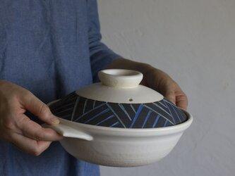 土鍋 arabesque5の画像