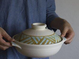 土鍋 arabesque7の画像