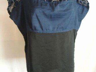 着物リメイク ブラウス  3107の画像