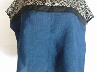着物リメイク ブラウス  3109の画像