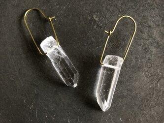 水晶の装身具の画像