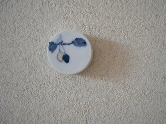 壁にピタッと小さな飾り (クコ)mihokoの画像