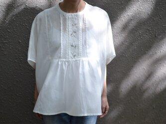 [受注生産]Clematis blouseの画像