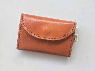 【お札もカードも入る】コンパクトウォレット 小さい財布の画像