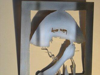 ポートレートレリーフの画像