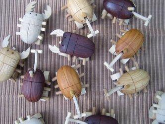 木のBeatles (受注制作)の画像