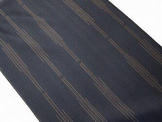sh0010a 縞紋様(夏着物)ハギレ150cm☆古布・古裂/絞り/錦紗縮緬/正絹/人絹/モスリンの画像