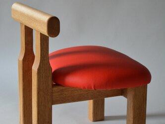 子供椅子■NAGY 018-OKO・nra■ W280xD270xH330(SH200)の画像