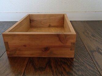 木箱 Bの画像