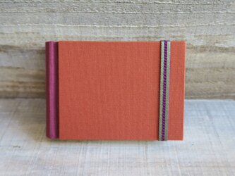 Bradel-Binding Notebook T-022の画像