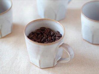 面取りマグカップの画像