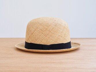 Bowler Hat - bao × raffiaの画像