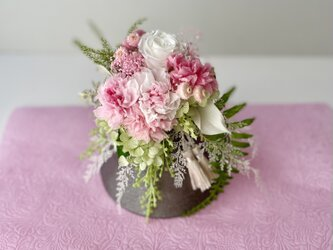 ご結婚お祝いや敬老の日プレゼント♡富士山アレンジの画像