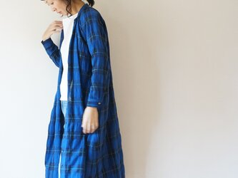 Wool linen cotton one piece LADY'Sの画像