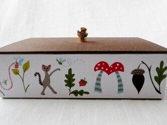 中箱『  森の住人 』の画像
