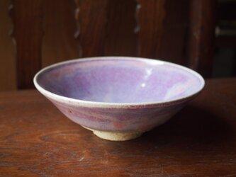 母の日 zao pink marble 平茶碗の画像