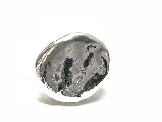 水の塊のようなリング ◆SILVER◆の画像
