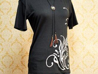 銀の翼Tシャツ(ユニセックス)の画像