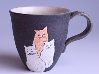 アニマルマグ(ネコ3匹)の画像