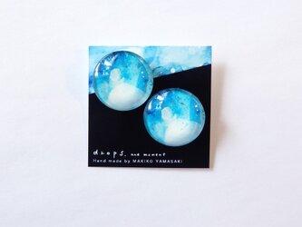 ピアス イヤリング drops / moment ▷calling #01の画像