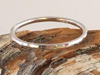 銀の指輪◆シルバー925の画像