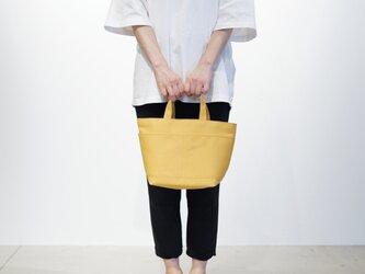 SHIKAKU TOTE mustard (マスタード)の画像