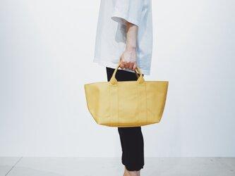 YOKONAGA TOTE mustard (マスタード)の画像