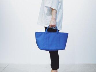 YOKONAGA TOTE blue (ブルー)の画像