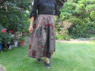 エレガントスカート  再販の画像