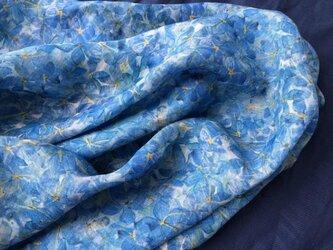 【受注製作】大人・手作亜麻・刺繍・ロング・天然麻生地 ワンピース Z0001の画像