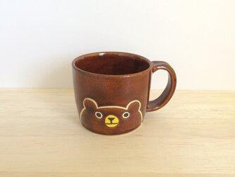 クマのマグBの画像