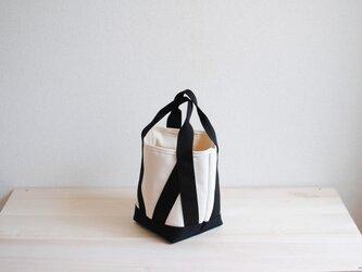 倉敷帆布のトートバッグ(Sサイズ)の画像