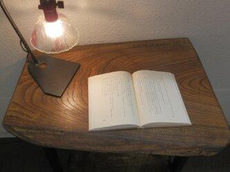 けやきアイアンテーブルイスセット07-23(テーブル高さ変更可能)の画像