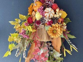 Autumn pumpkin swag VIの画像