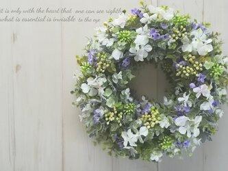 green wreath -due-の画像