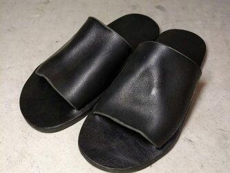 HC sandal レザーの画像