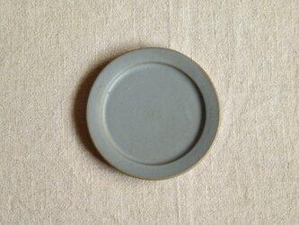 洋皿15cm 灰の画像