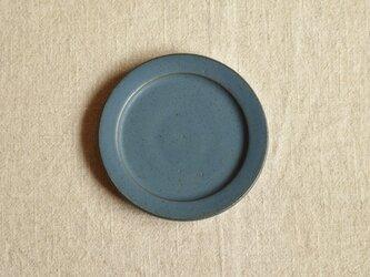 洋皿15cm 青の画像