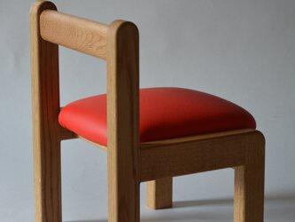 子供椅子■OKO・018- NA■ W280xD260xH350(SH200)の画像